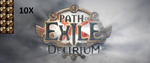 Exalted Orb 10x - Poe - Path Of Exile Pc - Softcore
