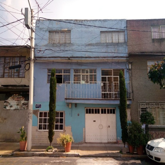 Casa En Venta, Agrícola Oriental, Iztacalco