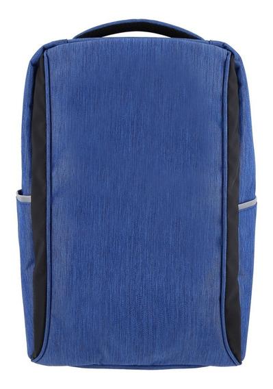 Mochila Antirrobo Inteligente Impermeable Con Usb P Notebook