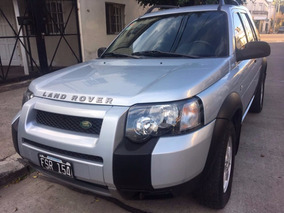 Land Rover Freelander Td4 At 2006 Antic $120000 Y Cuotas!!!