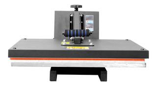 Prensa sublimadora e transfer Tander TPS46 60x40 preta 110V