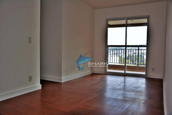 Apartamento Com 2 Dormitórios Para Alugar, 60 M² Por R$ 2.299/mês - Jardim Tupanci - Barueri/sp - Ap0029