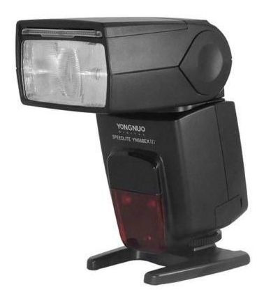 Flash Speedlite Yongnuo Yn-568ex Iii Para Câmeras Nikon