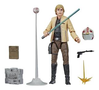 Star Wars The Black Series Luke Skywalker Skywalker Strikes