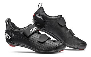 Sapatilha Triathlon Sidi T5 Air Carbon Preta 2020