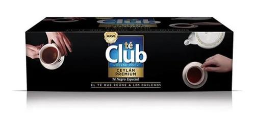 Té Club Ceylan 100 Bolsas