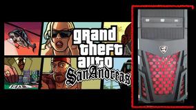 Computador Gamer 4 Gigas Ddr Ati Radeon 1 Giga + Frete