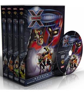 Dvds X-men Evolution - Edição Completa