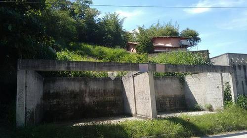 Imagem 1 de 2 de Terreno À Venda, 680 M² Por R$ 260.000,00 - Serra Grande - Niterói/rj - Te3669