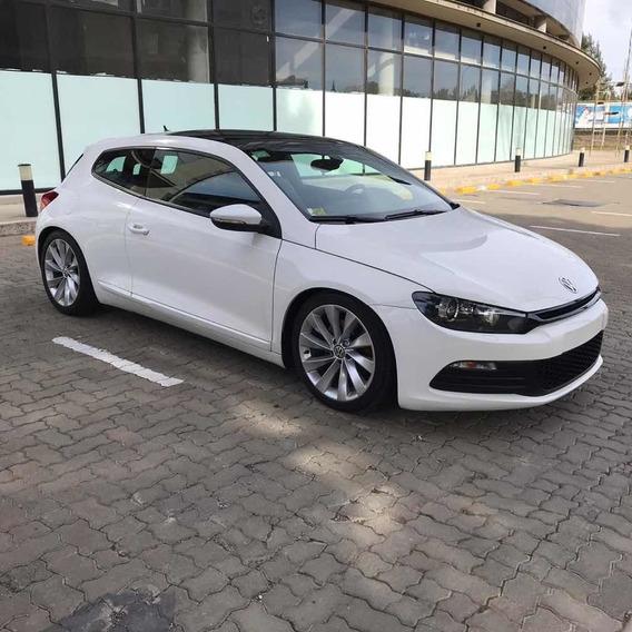 Volkswagen Scirocco 2.0 Tsi 211cv C/techo Panoramico