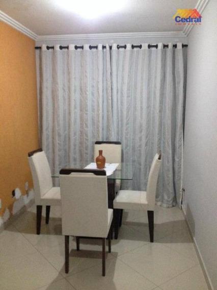 Apartamento Duplex Para Alugar, 122 M² Por R$ 1.700,00/mês - Alto Ipiranga - Mogi Das Cruzes/sp - Ad0013