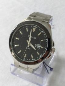 Relógio Masculino Prata Gold G-3197 Atlantis Style Original