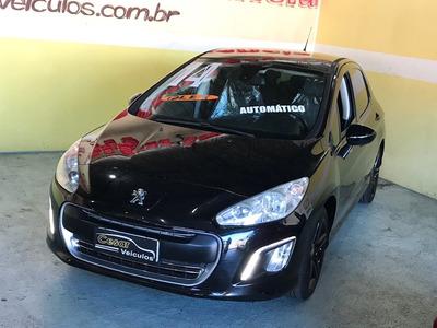 Peugeot 308 2.0 Allure Flex 2014 Automático
