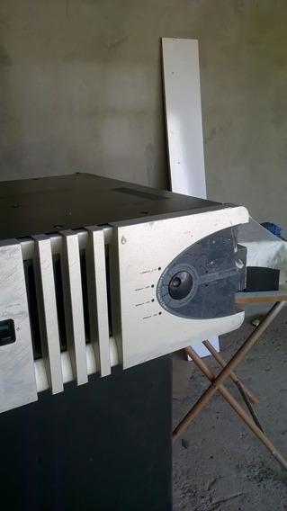 Potencia Studio R V8 A Unica Do Ml 4000watts Em 4homs