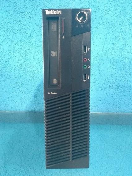 Desktop Lenovo M91p,intel Core I5 2400,4 Gb Ram,500 Gb Hd