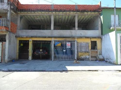 Casa Terrea, Jardim Novo Horizonte, Carapicuiba, 1 Dorm - 31100