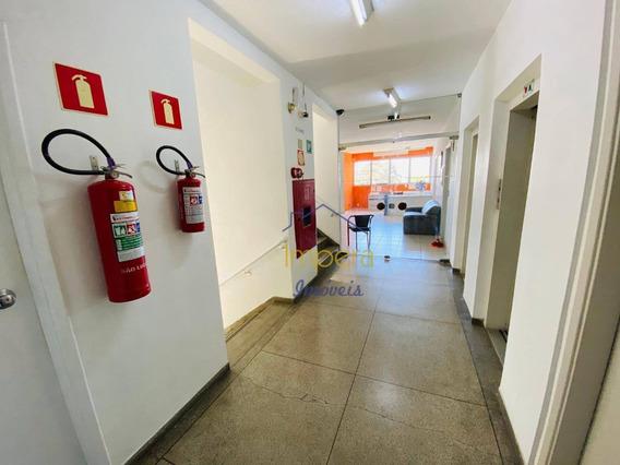 Sala À Venda, Ed São Lucas, 85 M² Por R$ 199.000 - Jardim São Dimas - São José Dos Campos/sp - Sa0003