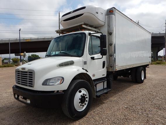 Camion Freightliner M2 Con Caja Refrigerada Gm106356