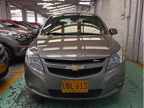 Chevrolet Sail 4p Ltz2015   Ubl613