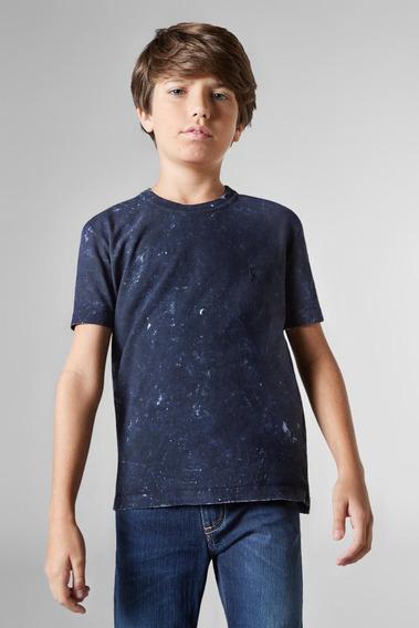 Camiseta Mini Pf Petrolina Reserva Mini