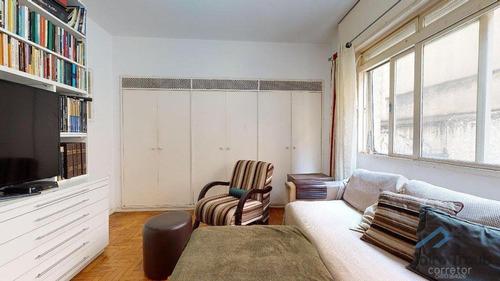 Apartamento  Com 4 Dormitório(s) Localizado(a) No Bairro Higienópolis Em São Paulo / São Paulo  - 17355:924753