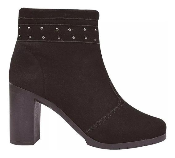 Bota Coturno Sapato Feminino Chiquiteira Chiqui/4107