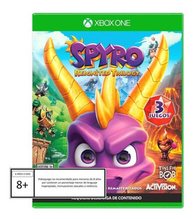 Spyro Reignited Trilogy Xbox One Activision