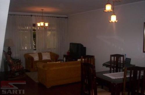 Térrea Tucuruvi - 3  Dormitórios - Armários Embutidos - St2696