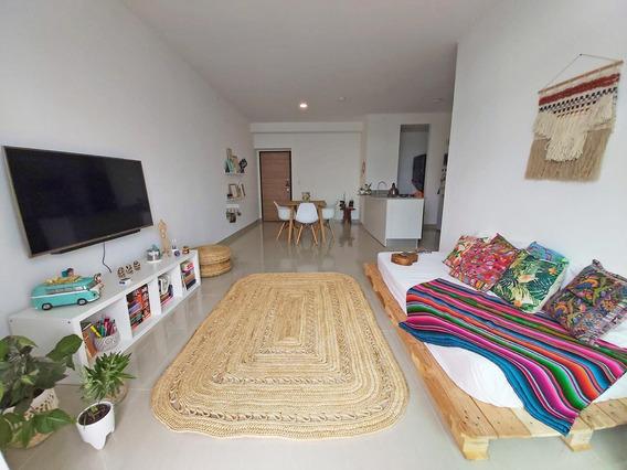 Moderno Apartamento Full Amoblado En El Cangrejo