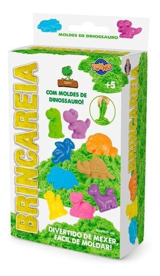 Brincareia Moldes De Dinossauro Massinha 150g Toyng