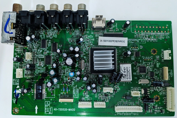 Placa De Sinal Philips Hts5530/78 Fr 4 Kb6150 (home Theater)