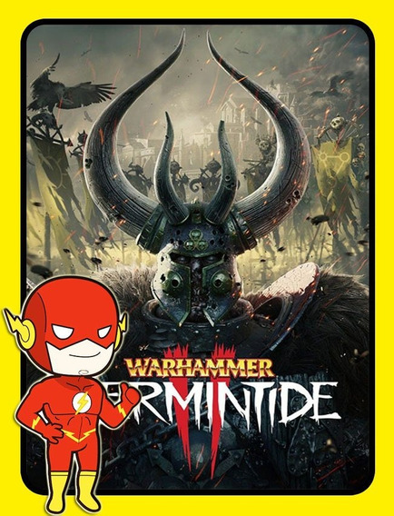 Warhammer Vermintide 2 Pc - Steam Key (envio Flash)