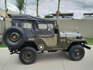 Jeep 1957 Militar