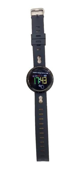 Relógio Smart Bracelet Monitor Cardíaco Pressão Arterial H2