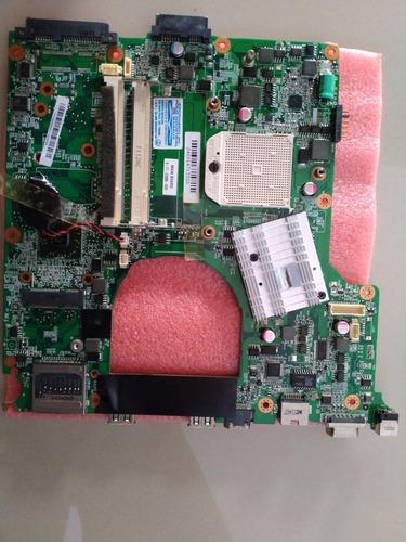 Placa Mãe Philco 14d 6-71-c5500-d02 Com Defeito