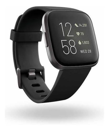 Fitbit Reloj Inteligente Versa 2 + Extensible Extra Promo