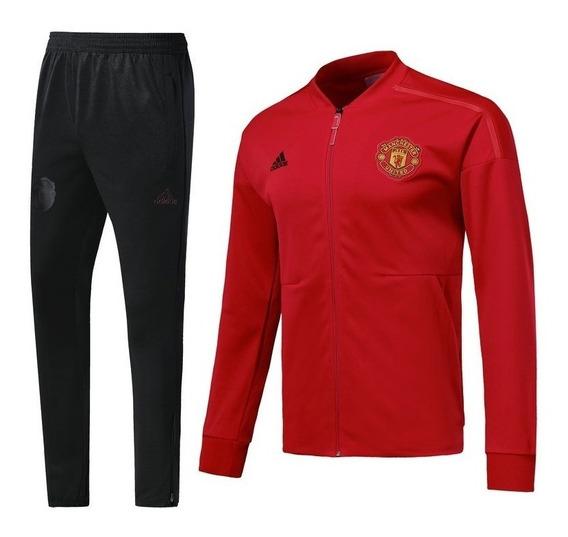 Buzo Casaca Manchester United adidas