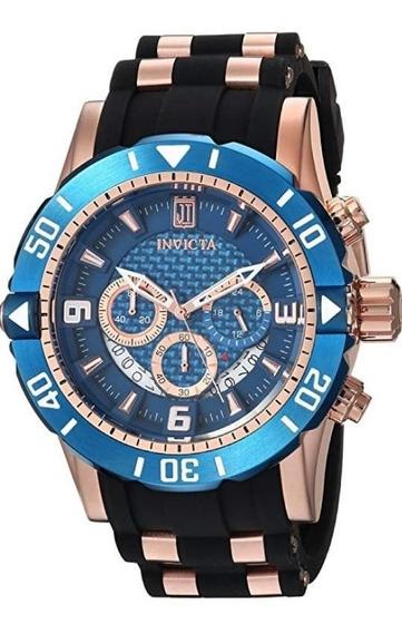 Relógio Invicta 24169 Jason Taylor Limited Edition + Caixa