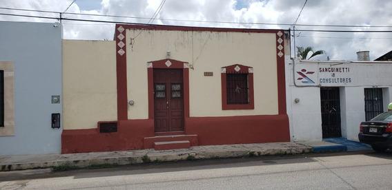 Casa En El Centro Histórico, La Ermita De Santa Isabel, Mérida Yuc.
