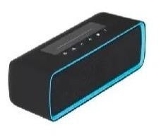 Parlante Bluetooth Portatil Inalambrico Speaker Woofer