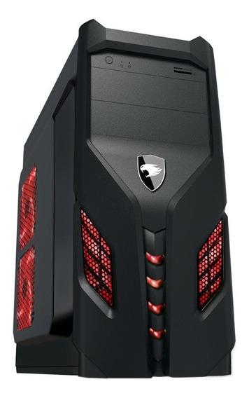 Pc Gamer G-fire Amd A6 7400k 8gb 1tb R5 2gb Integrada +nf