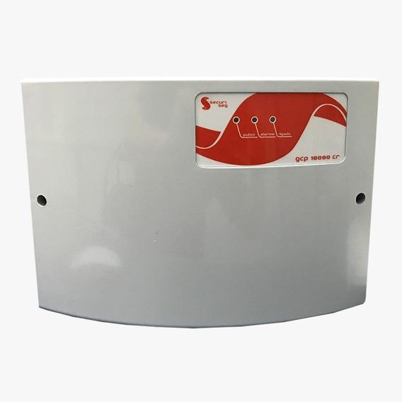 Central Gcp Alarme/ Choque + Bateria 12 Volts 10000cr