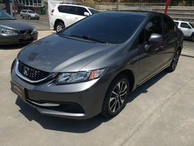 Honda Civic Ex-l Sr At 1.8 Ct Tc 2013