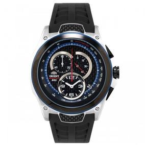 Relógio Orient Kt00002b Speed Tech Mostrador Preto Luxuoso