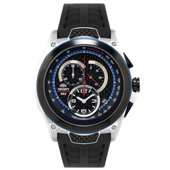 Relógio Orient Kt00002b Speed Tech Masculino Ers 100m