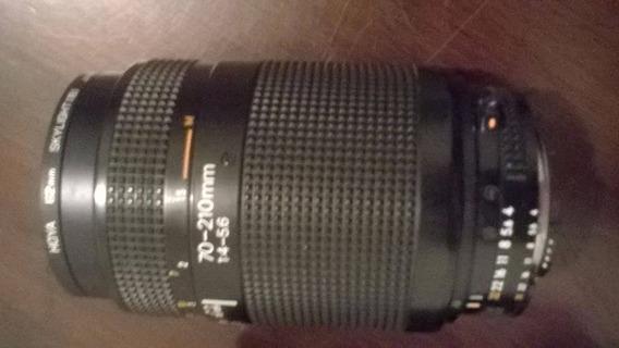 Lentes Objetivas Nikon