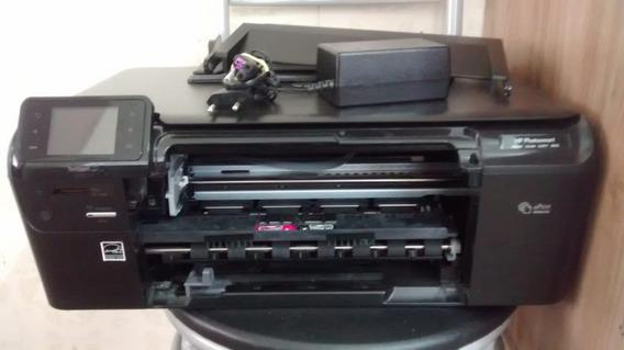 Impressora Multifuncional Hp Photosmart D110a Funcionando