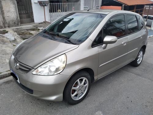 Imagem 1 de 10 de Honda Fit 2007 1.5 Ex Aut. 5p