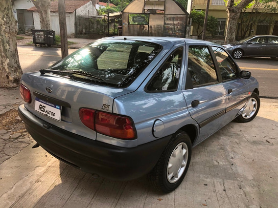 Ford Escort 1.8 Lx Diesel - Oportunidad!!! Rs Autos!!