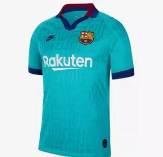 Camisa Barcelona 2019/2020 Pronta Entrega